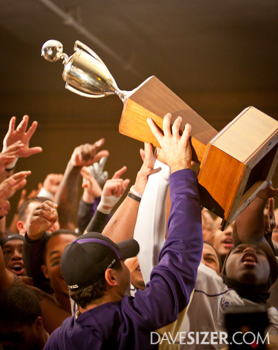 Apple Cup Trophy