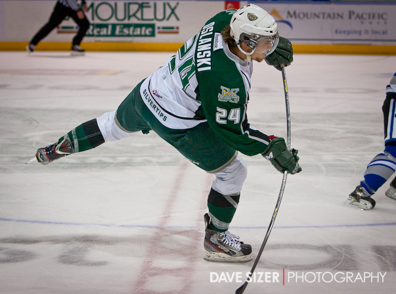 Everett Silvertips Hockey
