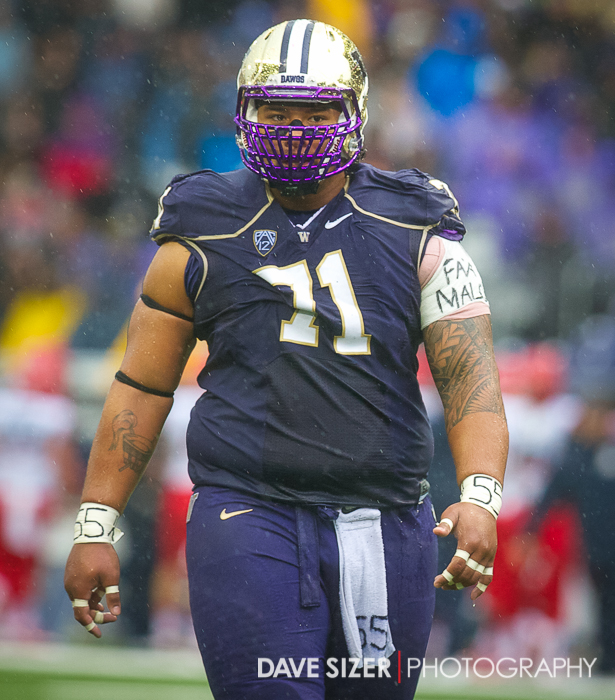 If you were a running back, would you want to run into Danny Shelton? Me neither.