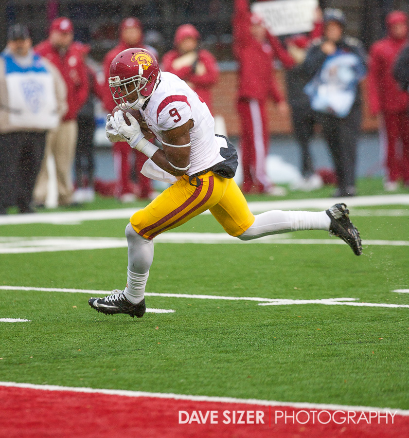 JuJu Smith takes this pass in for the score.