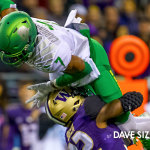 Ducks dominance over Dawgs reaches Dozen