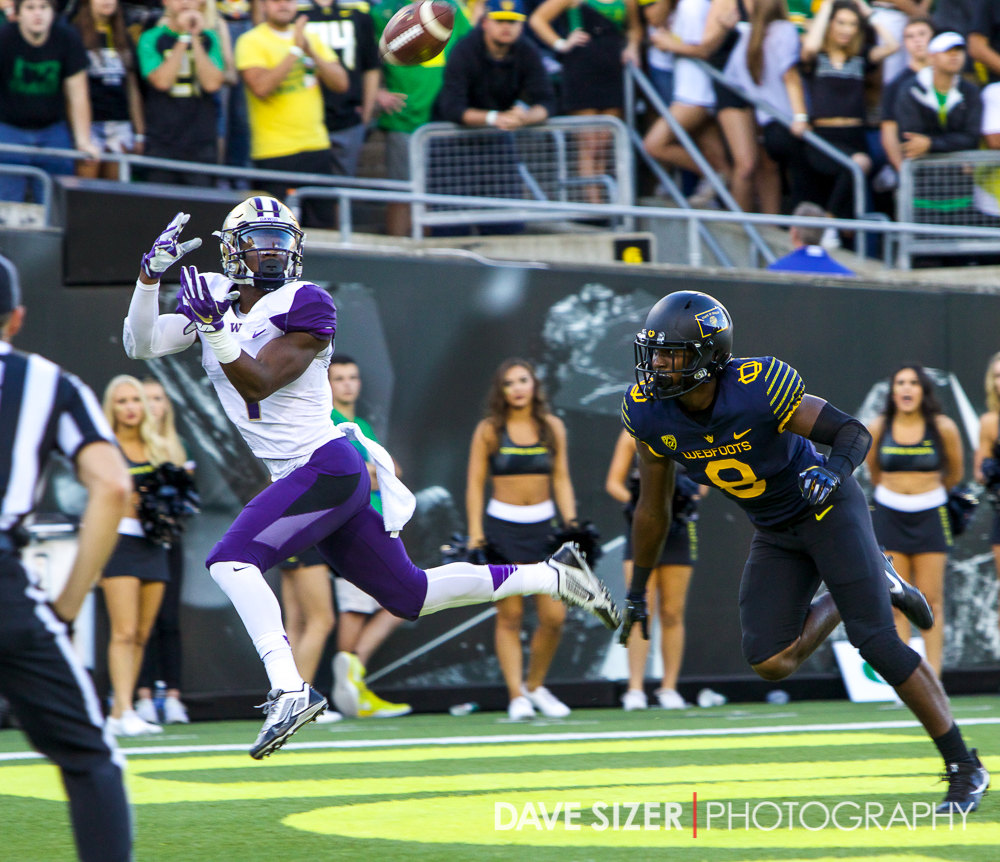 John Ross with the touchdown in the corner of the end zone.