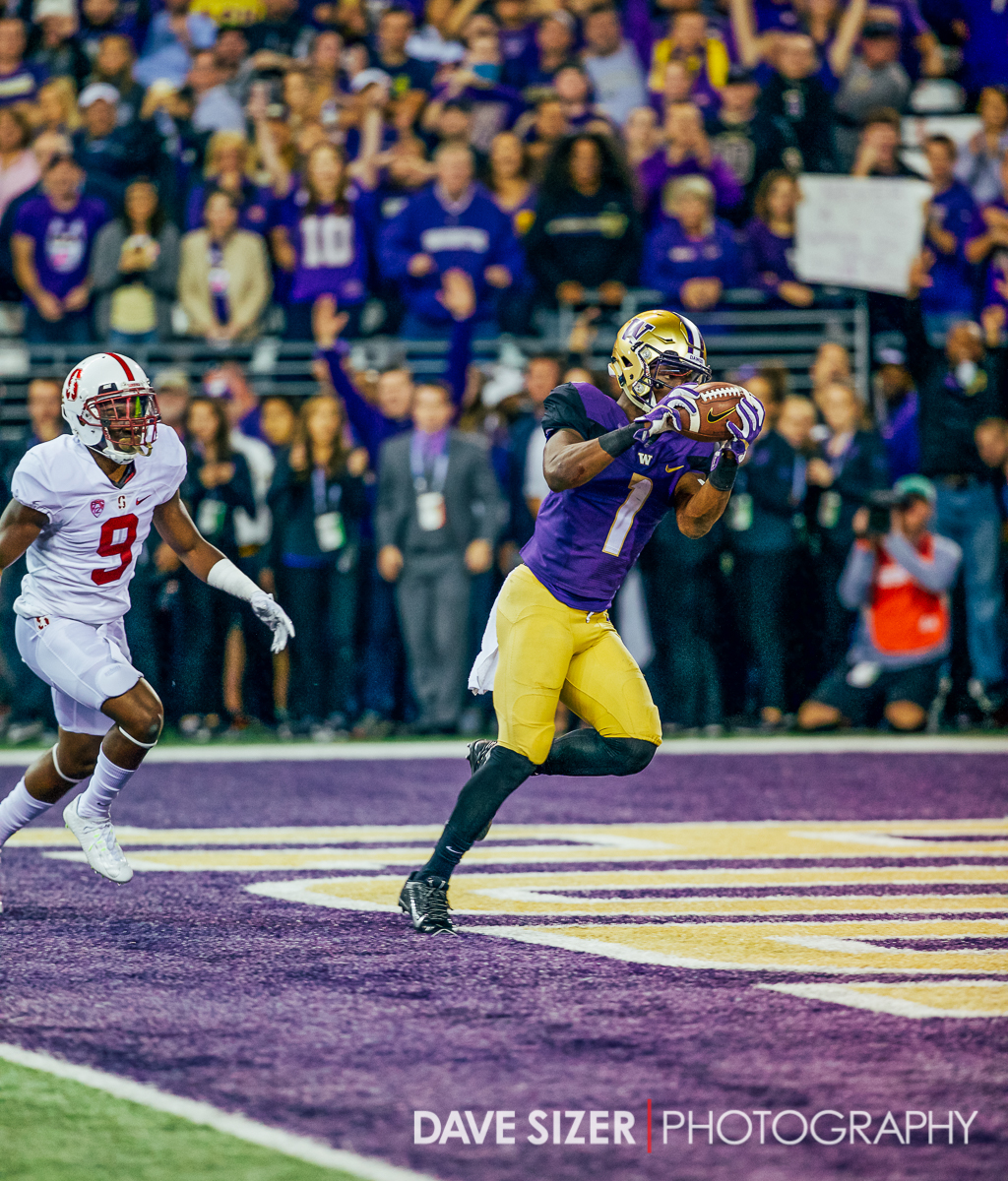 John Ross with the touchdown grab.